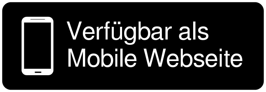 Mobile Webseite